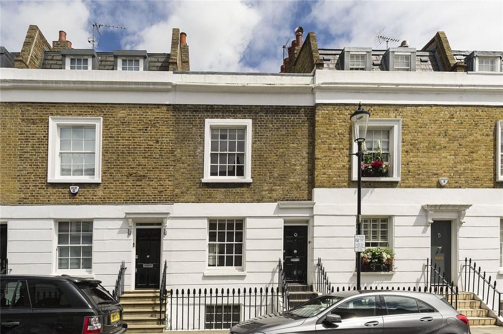 2 Bedrooms Terraced House for sale in First Street, London, SW3