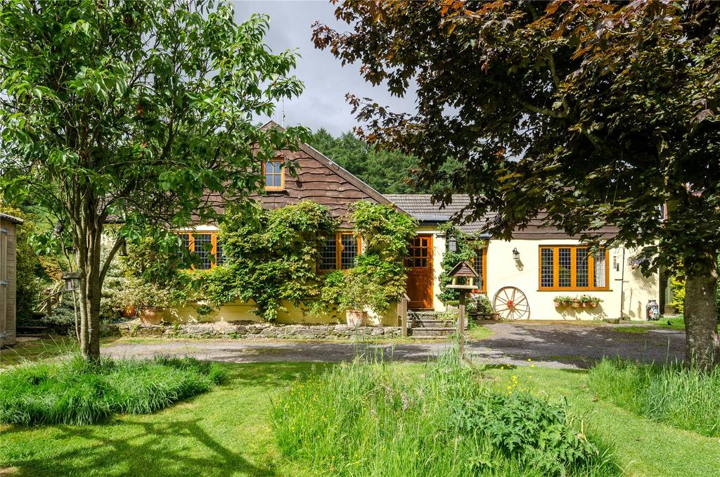 3 Bedrooms Detached Bungalow for sale in Ansty Coombe Lane, Ansty, Salisbury, Wiltshire, SP3