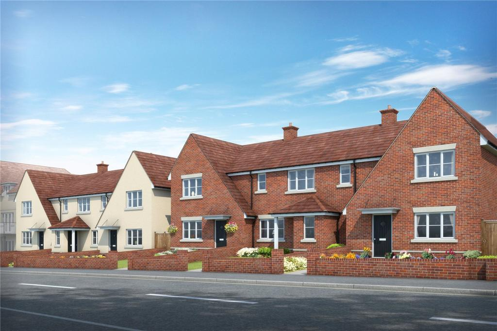 3 Bedrooms Terraced House for sale in Eagle Point, Eastleigh, Hampshire, SO50