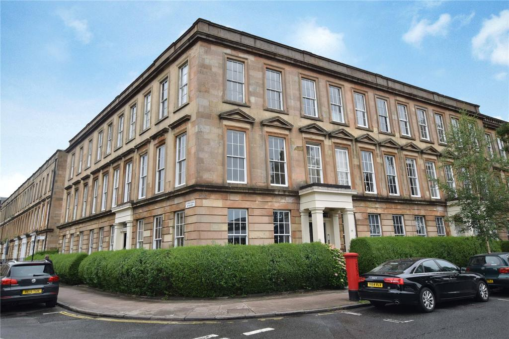 2 Bedrooms Apartment Flat for sale in Flat 12 - Top Floor, St. Vincent Crescent, Finnieston, Glasgow