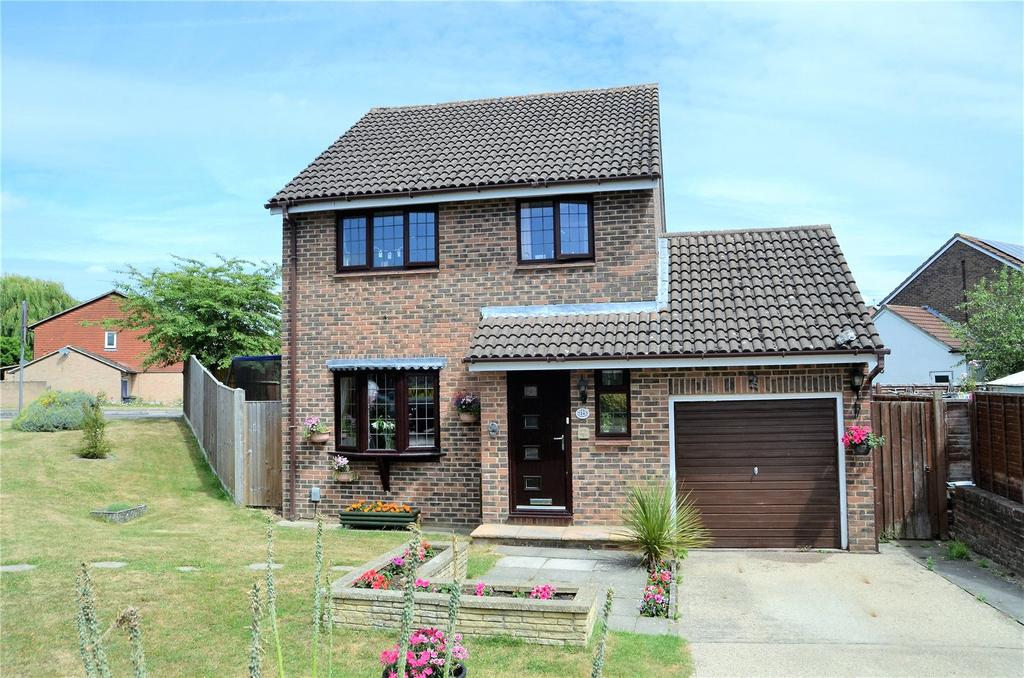 3 Bedrooms Detached House for sale in Torcross Grove, Calcot, Reading, Berkshire, RG31