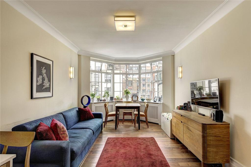 2 Bedrooms Flat for sale in Portland Place, London, W1B