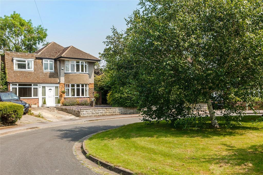 5 Bedrooms Detached House for sale in Kirk Close, North Oxford