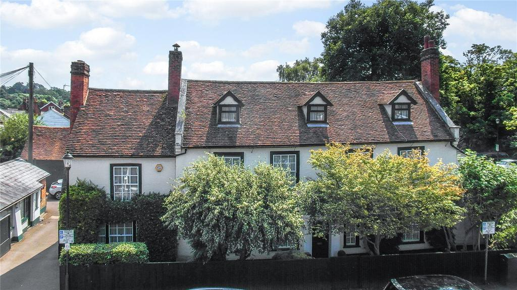 5 Bedrooms Detached House for sale in High Street, Welwyn, Hertfordshire