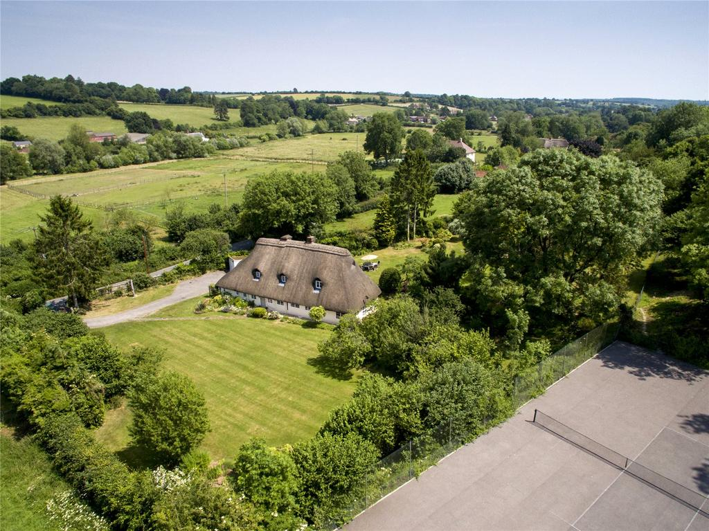 4 Bedrooms Detached House for sale in St. Mary Bourne, Andover, Hampshire