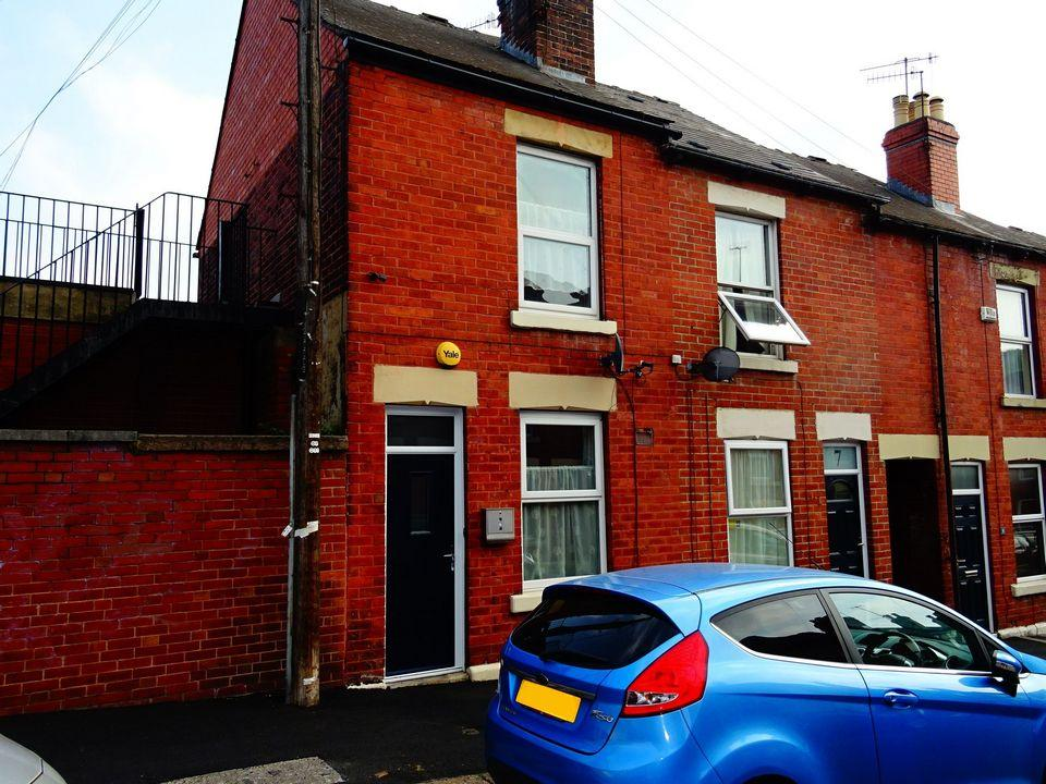 3 Bedrooms End Of Terrace House for sale in 5 Grasmere Road, Abbeydale, Sheffield S8 0UL