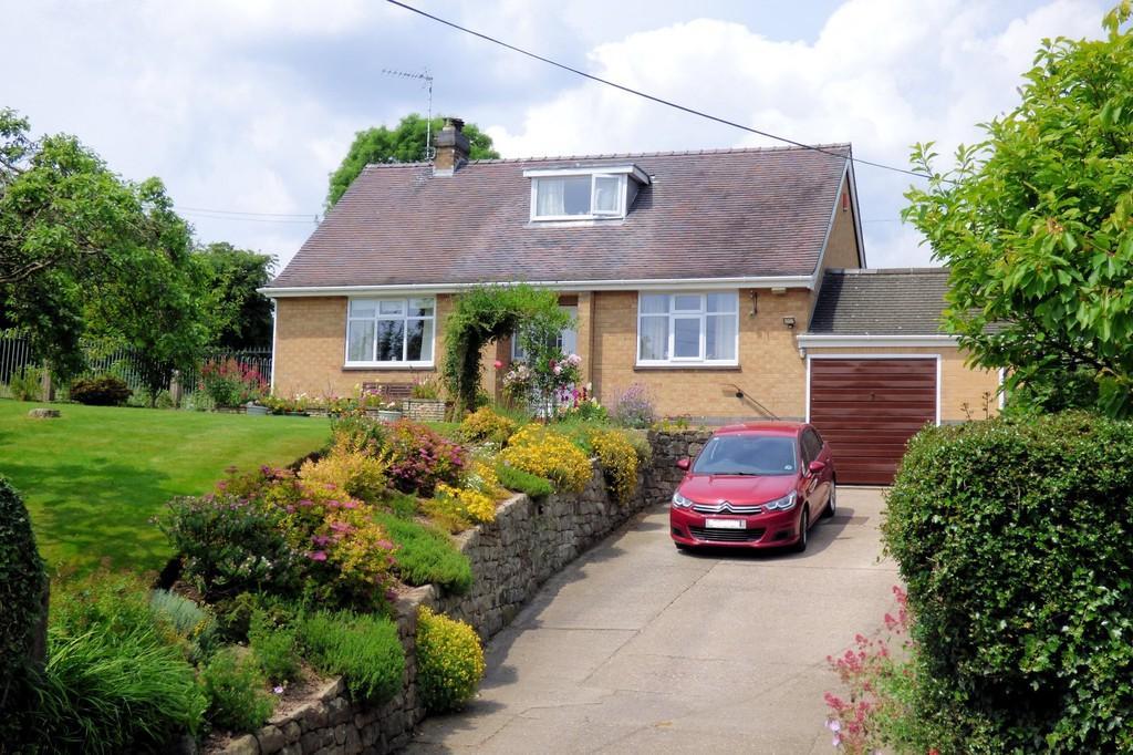 3 Bedrooms Detached Bungalow for sale in Oak Road, Denstone