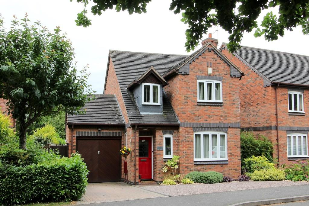 3 Bedrooms Detached House for sale in The Widon, Loughborough