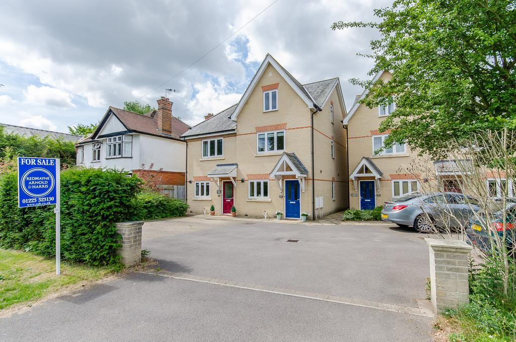 4 Bedrooms Semi Detached House for sale in Cambridge Road, Great Shelford