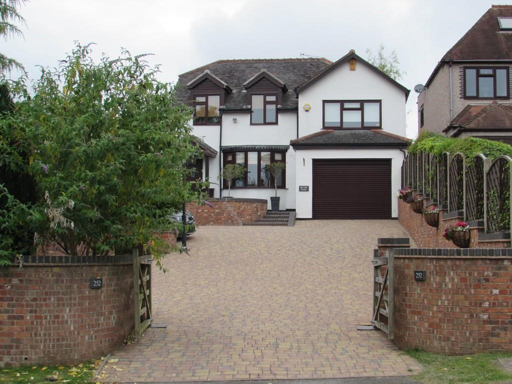 5 Bedrooms Detached House for sale in Creynolds Lane, Cheswick Green