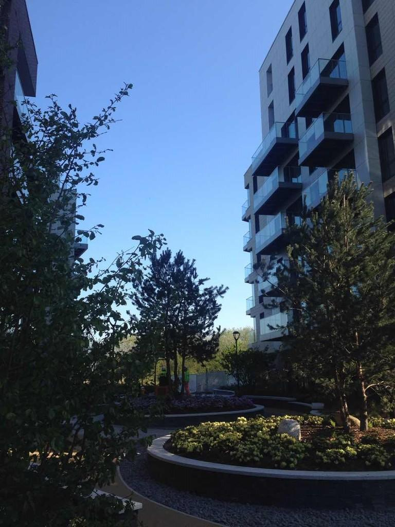 2 Bedrooms Flat for sale in Shoreline, Woodberry Grove