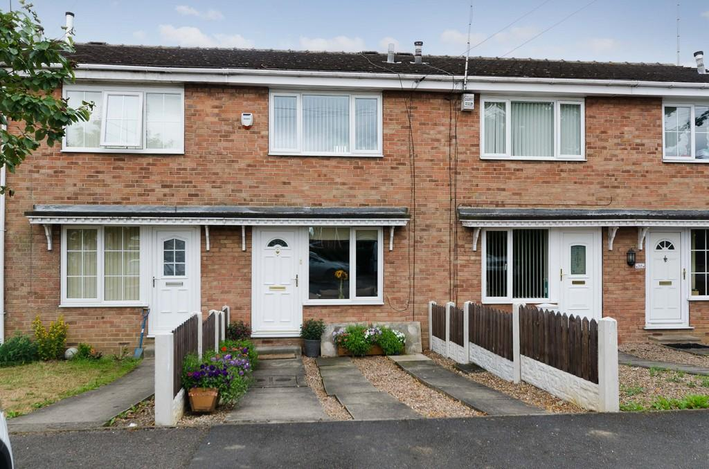 2 Bedrooms Terraced House for sale in Cricketers Close, Ackworth