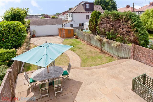 4 Bedrooms Semi Detached House for sale in Old Shoreham Road, Hove
