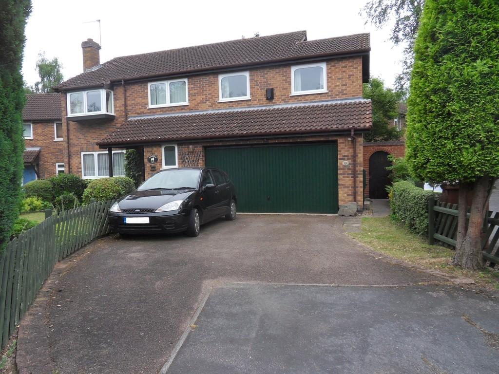 5 Bedrooms Detached House for sale in Pitsford Drive, Loughborough