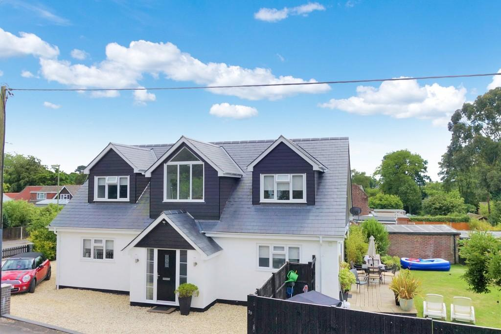 5 Bedrooms Detached House for sale in Nash Road, Dibden Purlieu