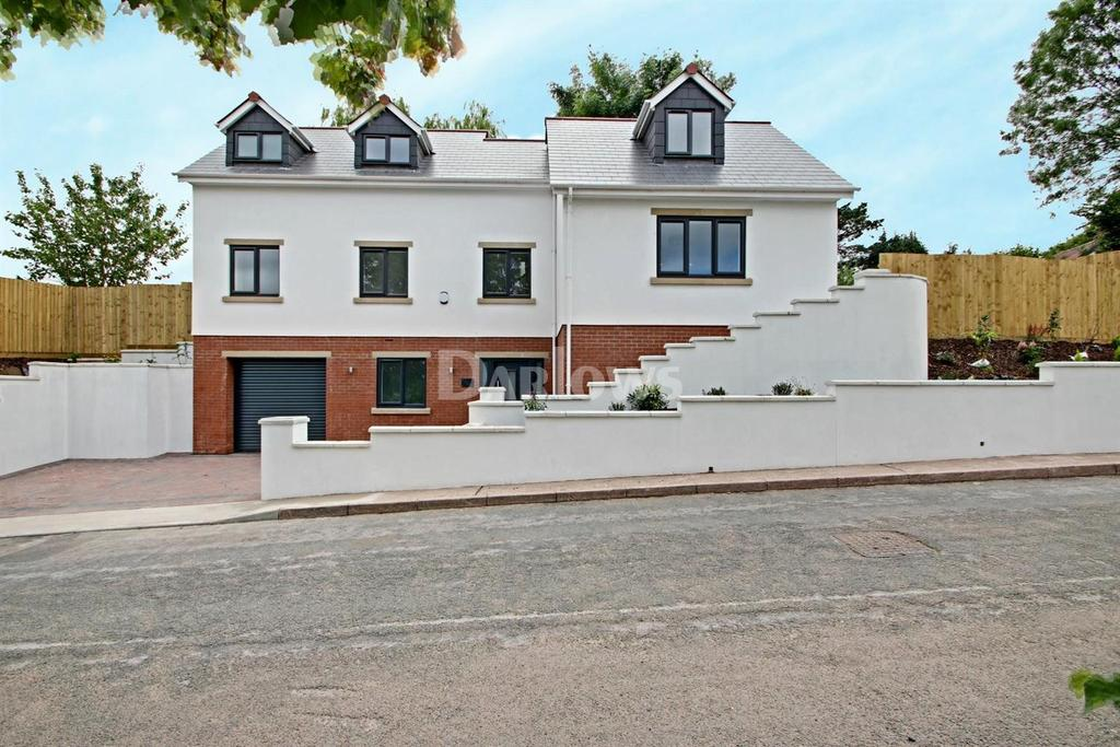 4 Bedrooms Detached House for sale in The Willows, The Hawthorns, Cardiff