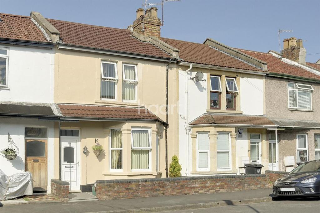 3 Bedrooms Terraced House for sale in Carrington Road, BS3