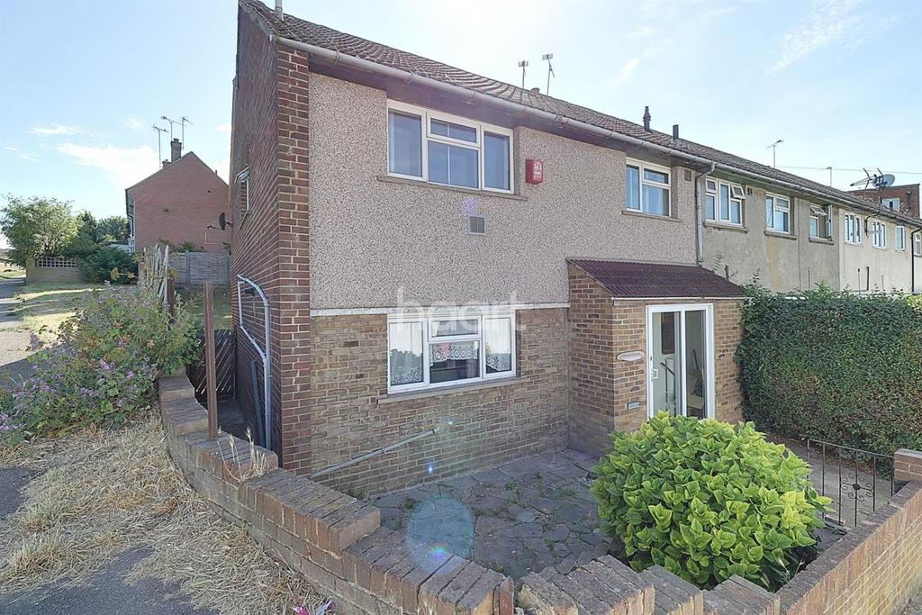 4 Bedrooms End Of Terrace House for sale in Shaftesbury Lane, Dartford, DA1