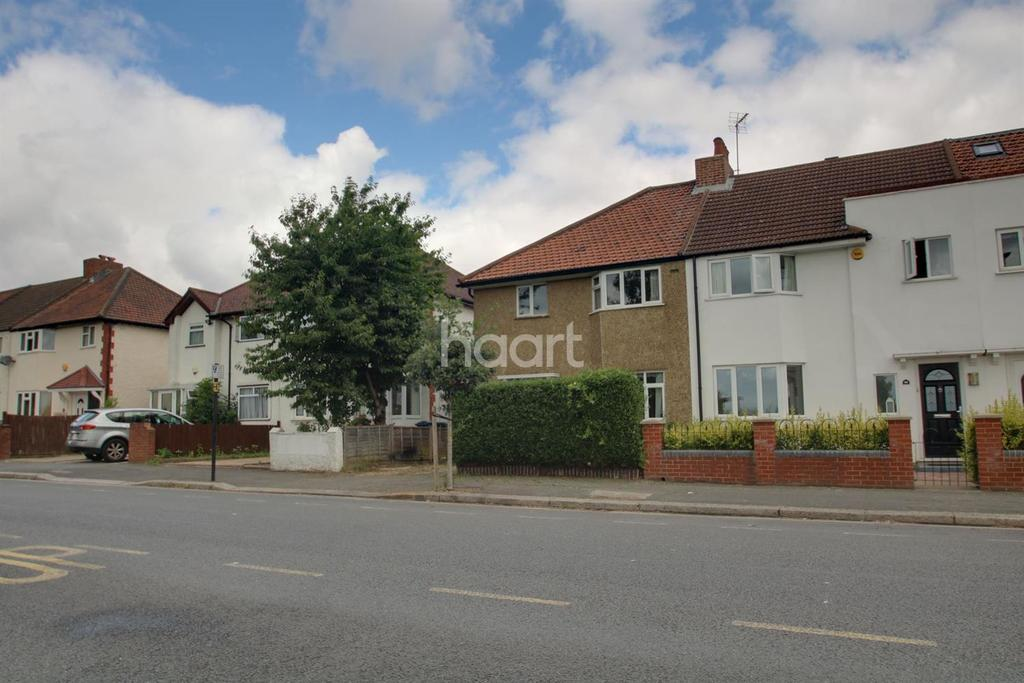 3 Bedrooms End Of Terrace House for sale in Northfields Road, Acton