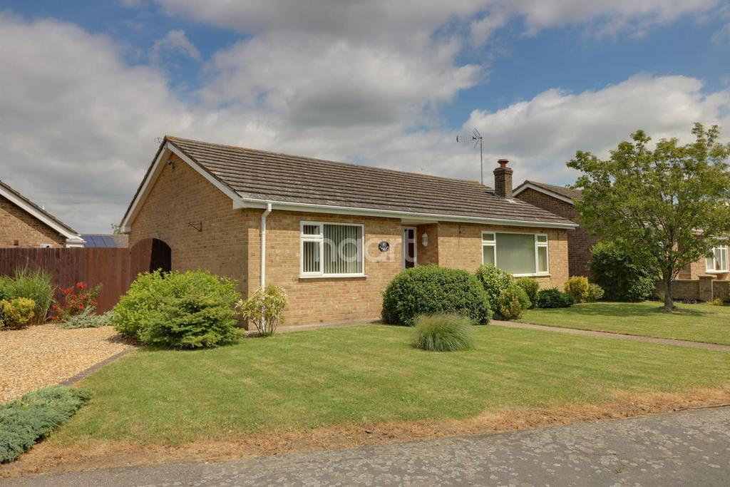3 Bedrooms Bungalow for sale in Wimblington