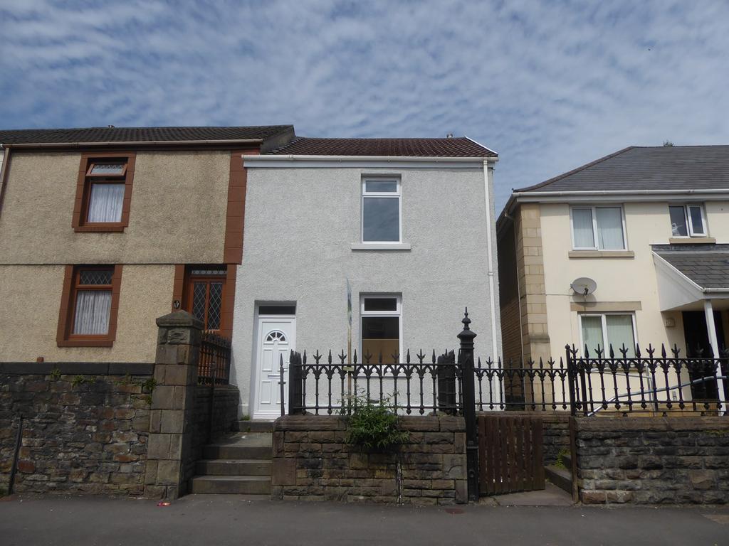 3 Bedrooms End Of Terrace House for sale in Neath Road, Plasmarl, Swansea, SA6