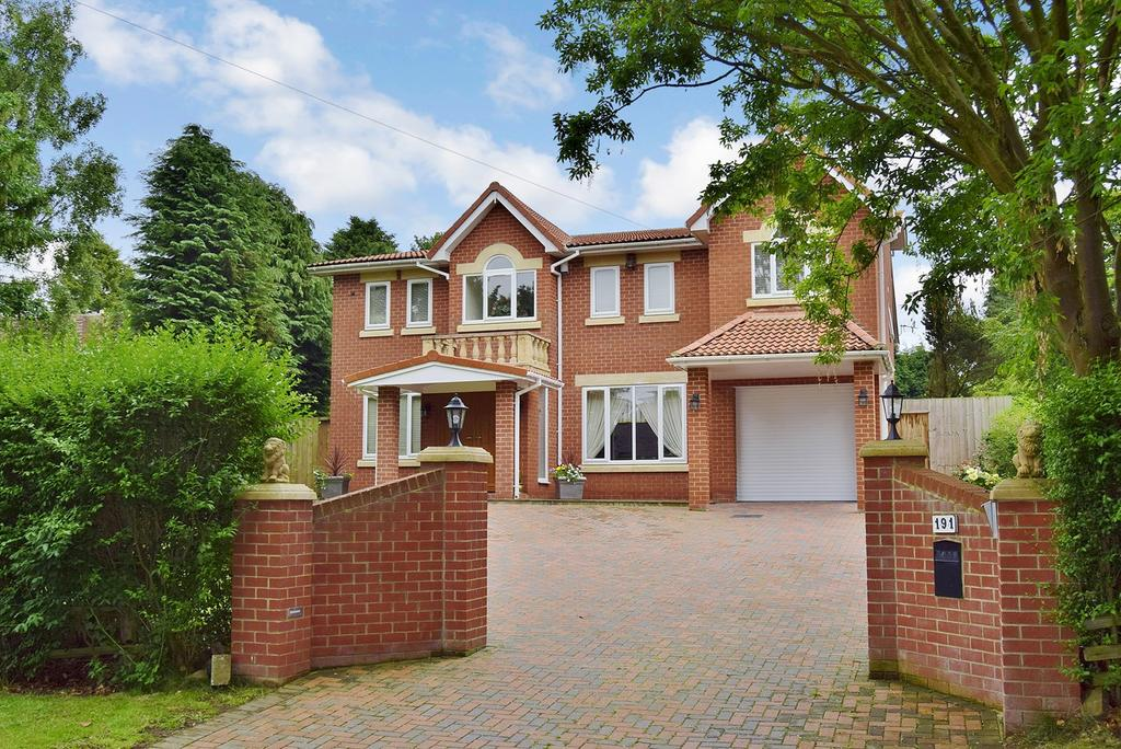 6 Bedrooms Detached House for sale in Edge Hill, Ponteland, Newcastle upon Tyne, NE20