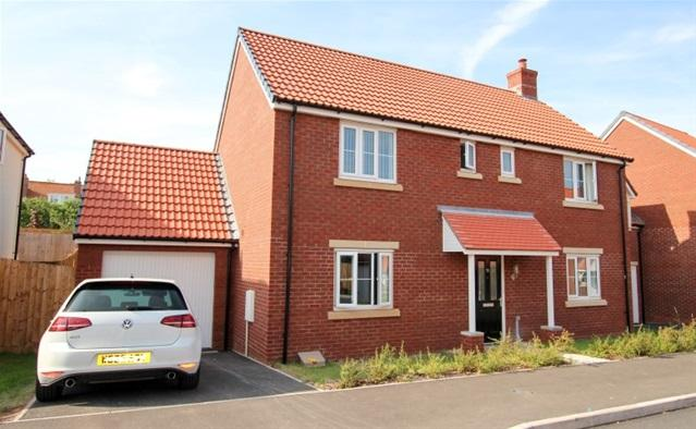 4 Bedrooms Detached House for sale in Morgan Street, Bridgwater