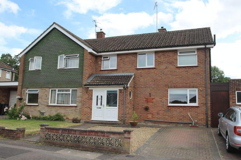 4 Bedrooms Semi Detached House for sale in Bishops Oak Ride, Tonbridge