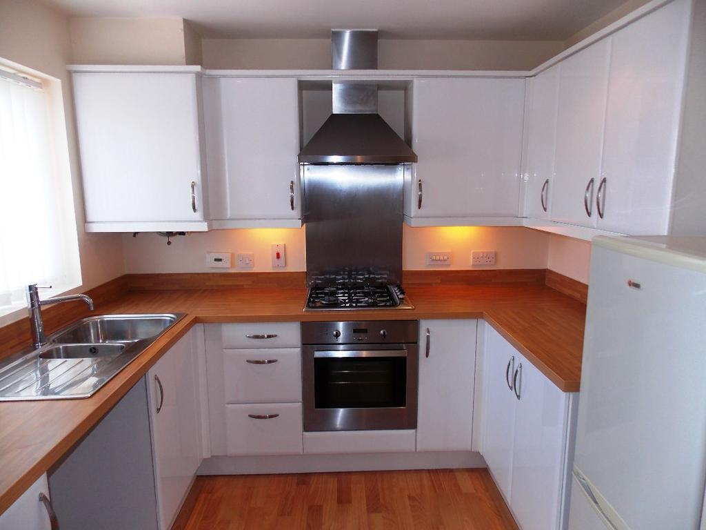2 Bedrooms Apartment Flat for sale in Latimer Close