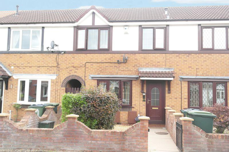 3 Bedrooms Terraced House for sale in Pennyroyal Close, Walsall
