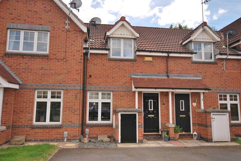 2 Bedrooms Town House for sale in Littondale, Elloughton