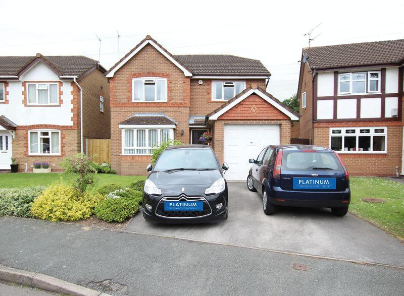 4 Bedrooms Detached House for sale in Beechwood Drive, Great Sutton