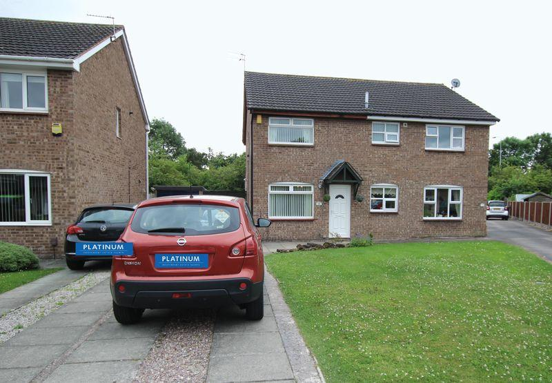 2 Bedrooms Semi Detached House for sale in Lime Tree Close, Whitby