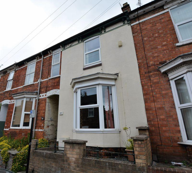 2 Bedrooms Terraced House for sale in Alexandra Terrace, Lincoln