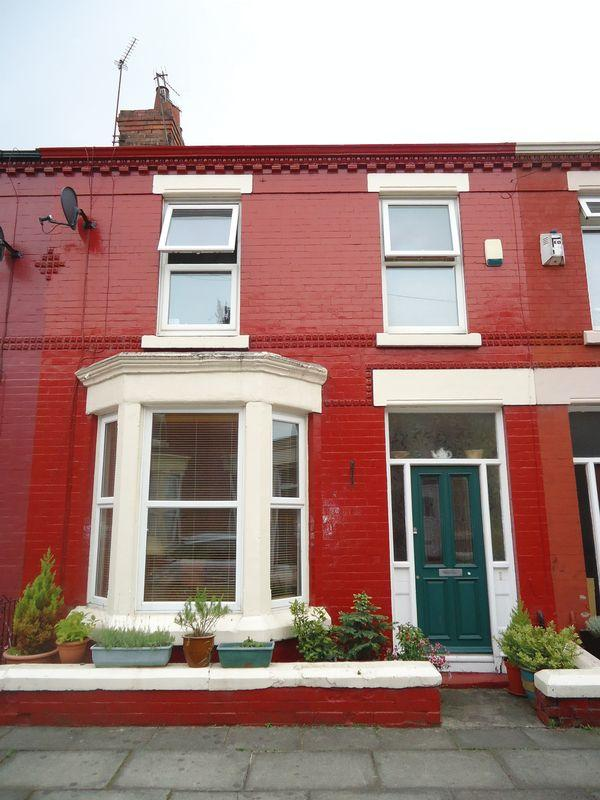 3 Bedrooms House for sale in Pagefield Road, Liverpool