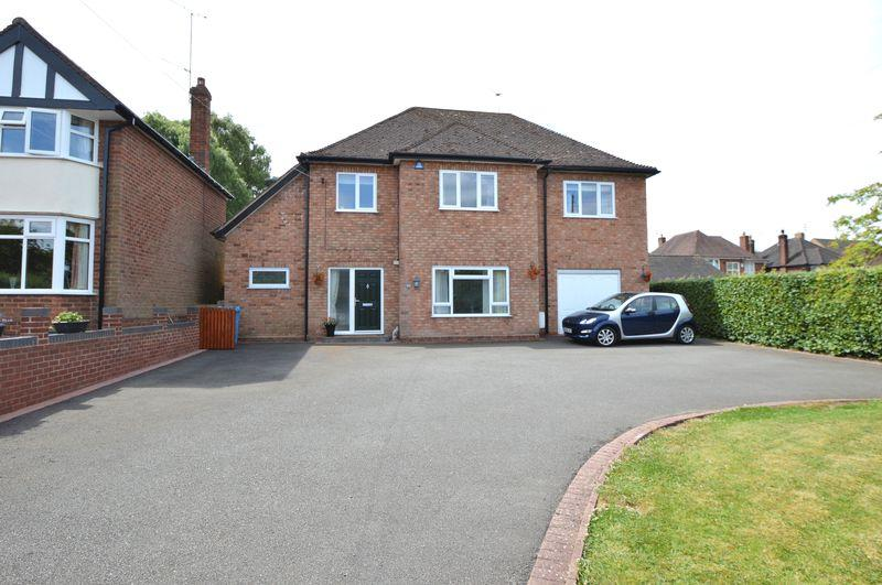 5 Bedrooms Detached House for sale in Bridgnorth Road, Stourton
