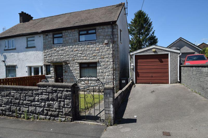 3 Bedrooms Semi Detached House for sale in Bryn Eglwys, Croesyceiliog