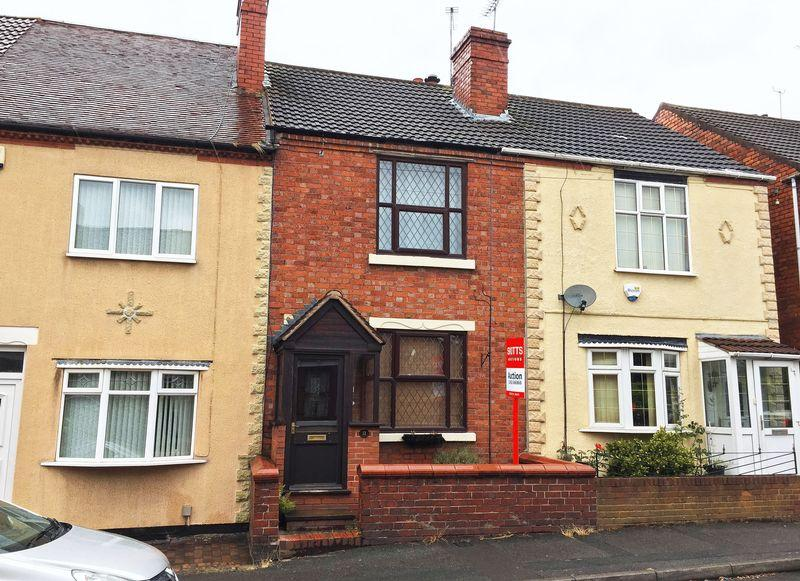 2 Bedrooms Terraced House for sale in Redhall Road, Lower Gornal