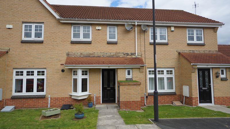 2 Bedrooms Terraced House for sale in THIRLWELL COURT Longbenton