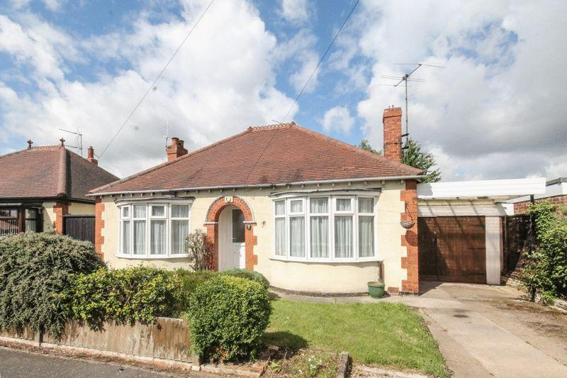 2 Bedrooms Detached Bungalow for sale in Chapman Avenue, Derby