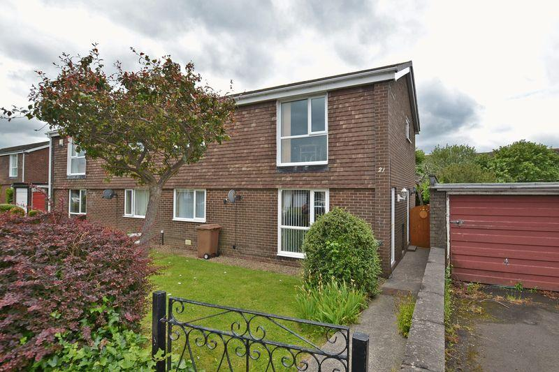 2 Bedrooms Apartment Flat for sale in Peebles Close, North Shields