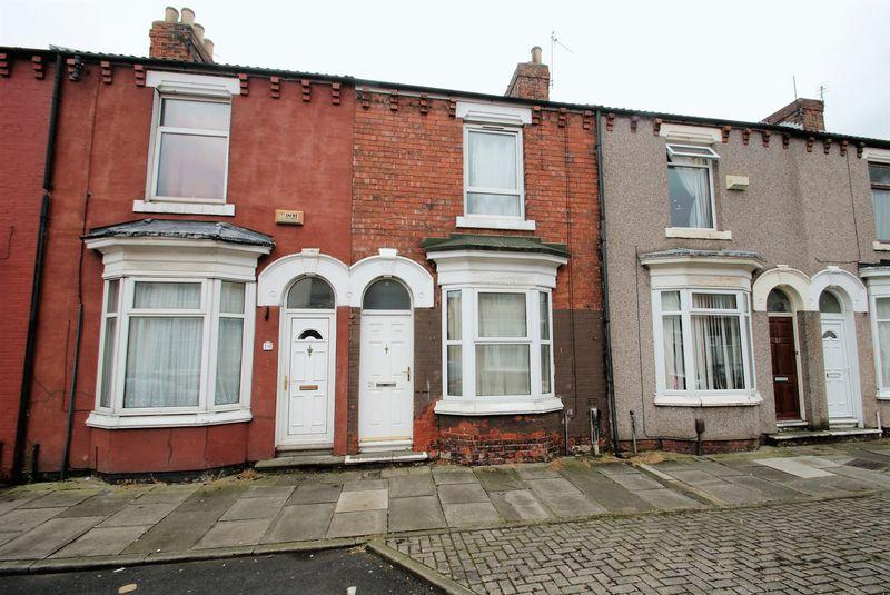 2 Bedrooms Terraced House for sale in Aske Road, Middlesbrough