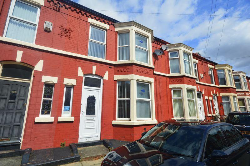 3 Bedrooms Terraced House for sale in Ashbourne Road, Aigburth