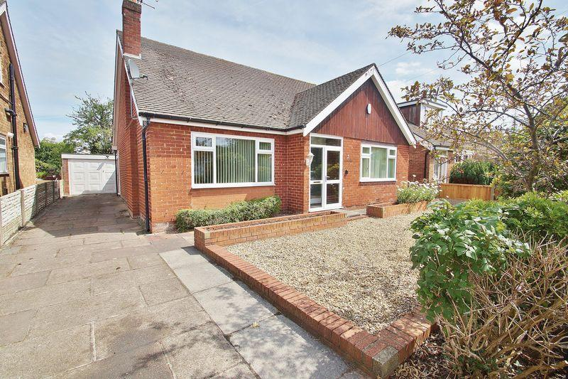 2 Bedrooms Detached Bungalow for sale in Hillcrest Drive, Ormskirk