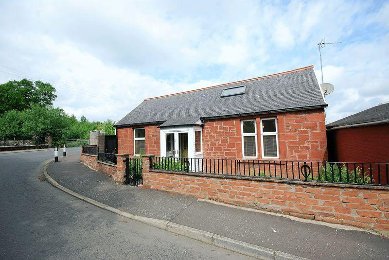 3 Bedrooms Cottage House for sale in Quarry Knowe Cottage, 28 Church Hill, Auchinleck, KA18 2AE