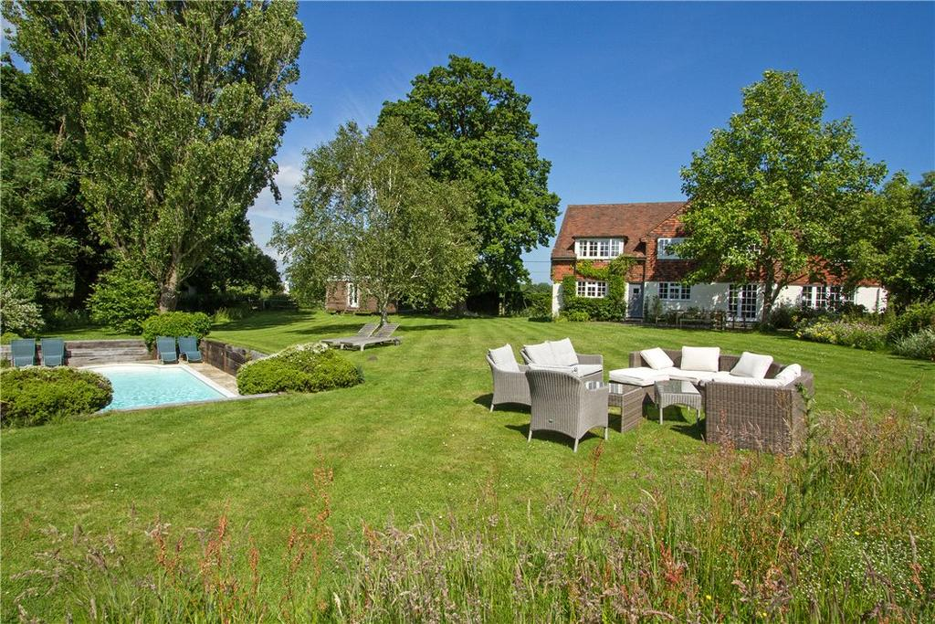 5 Bedrooms Detached House for sale in Hoyle Lane, Heyshott, Midhurst, West Sussex, GU29