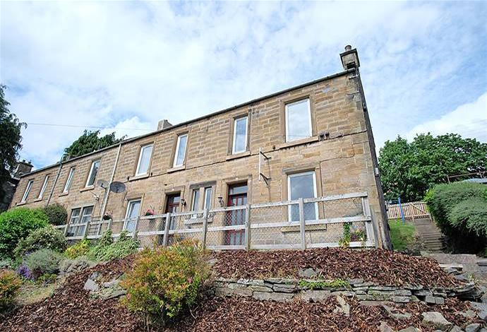 4 Bedrooms Terraced House for sale in 93-95 Magdala Terrace, Galashiels, TD1 2HX