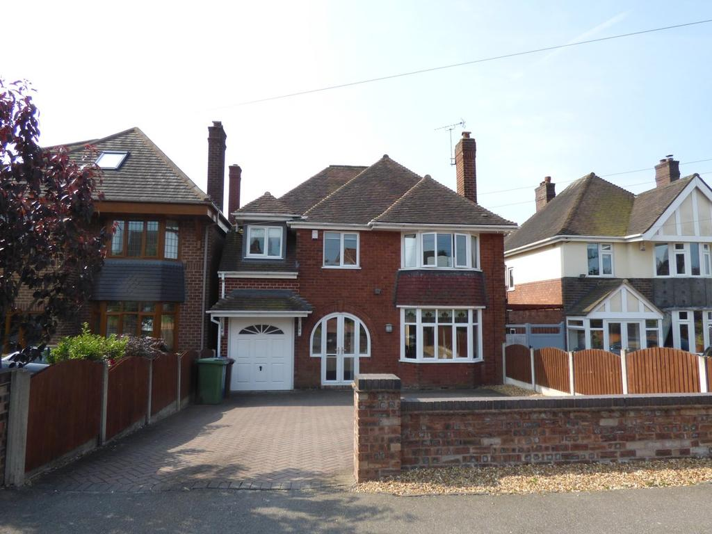 5 Bedrooms Detached House for sale in 104 Hatherton Road, Cannock, WS11 1HH