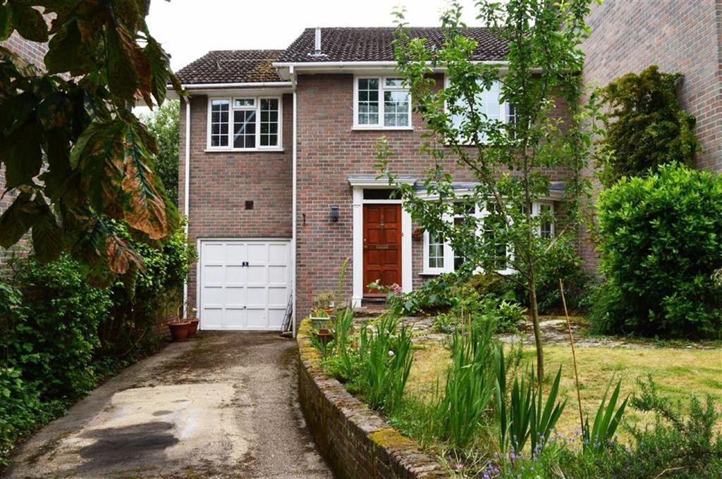 4 Bedrooms End Of Terrace House for sale in Ashdene Close, Wimborne, Dorset