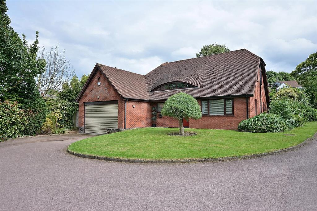 4 Bedrooms Detached House for sale in Church Gardens, Mansfield Woodhouse